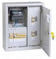 Шкафы распределения и учета электроэнергии