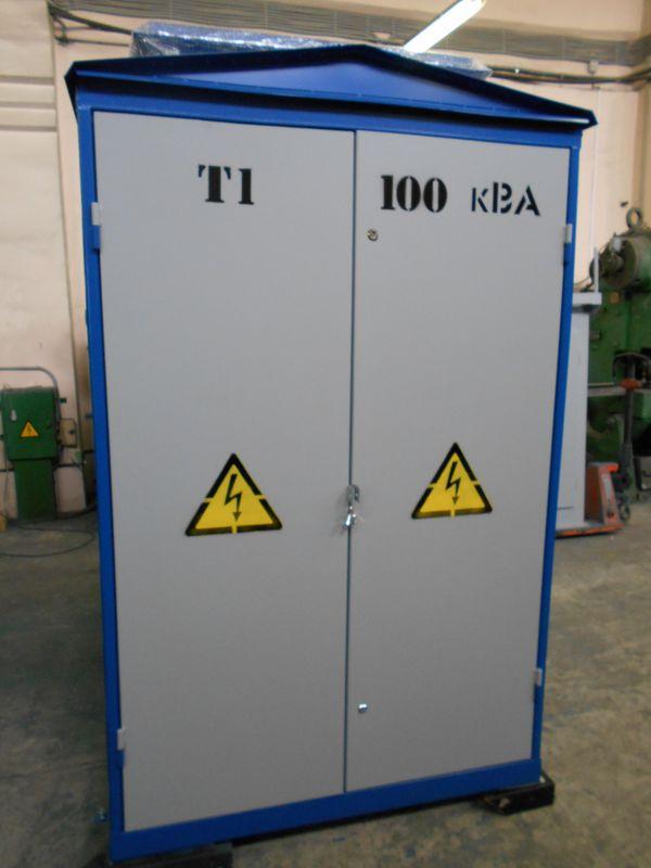 КТП 100 кВА