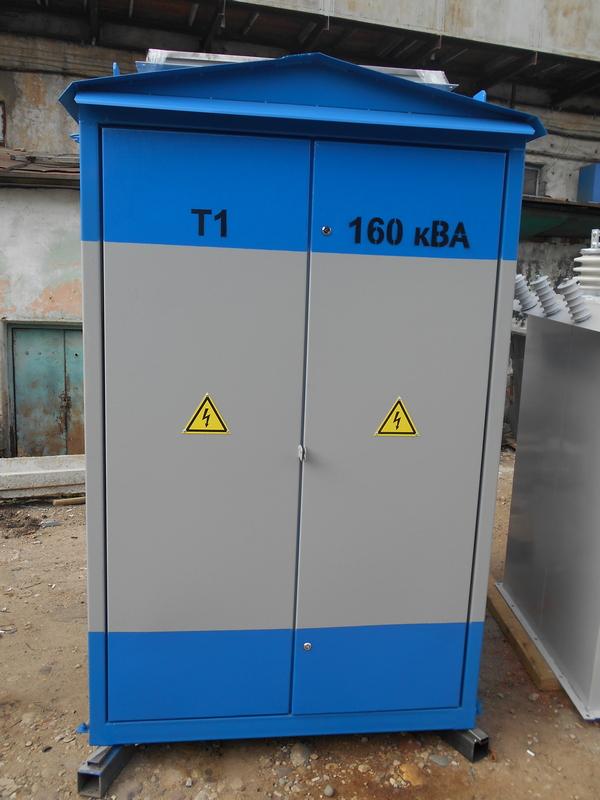 КТП 160 кВА