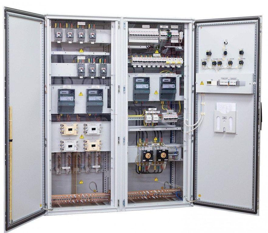 Вводно-распределительные устройства 0.4 кВ (ВРУ)