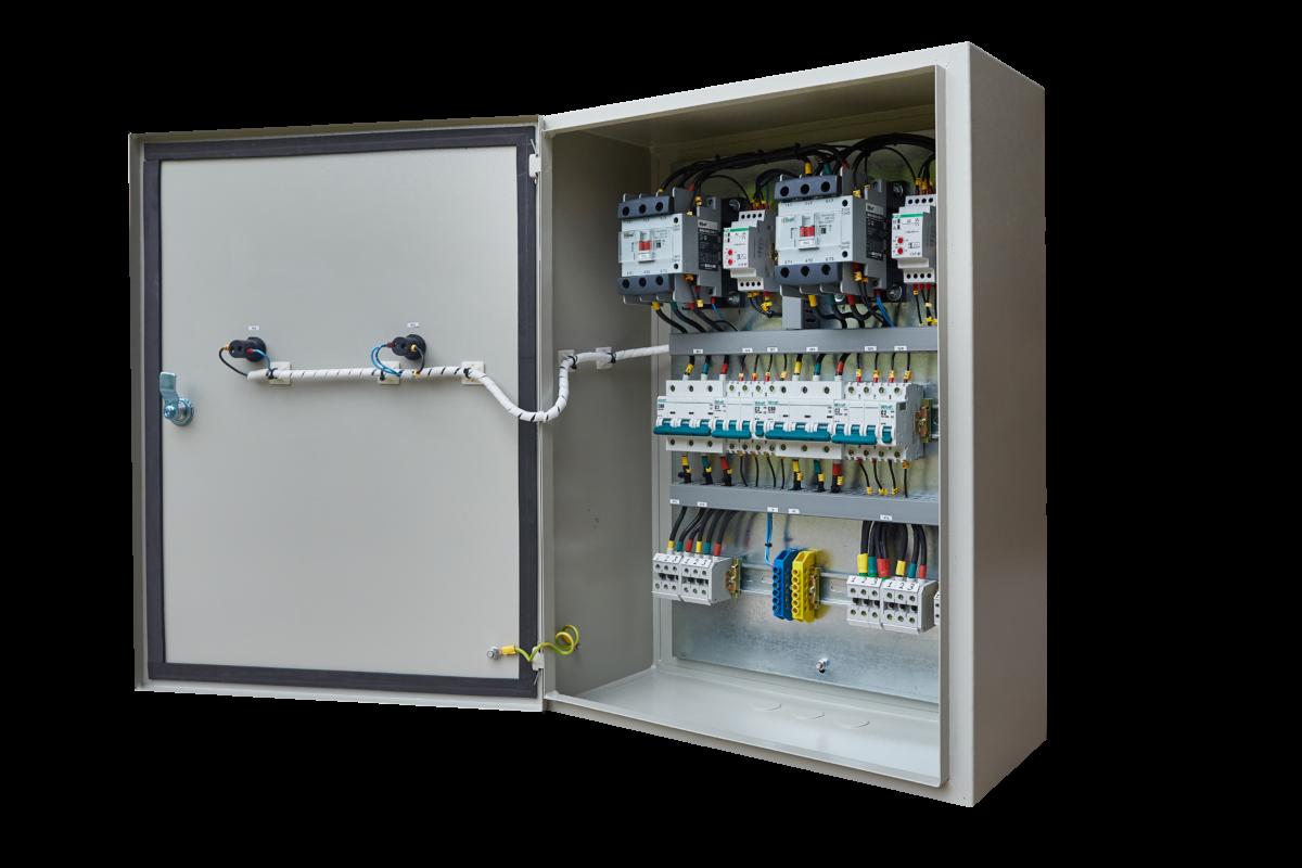 Ящики и шкафы автоматического ввода резервного питания